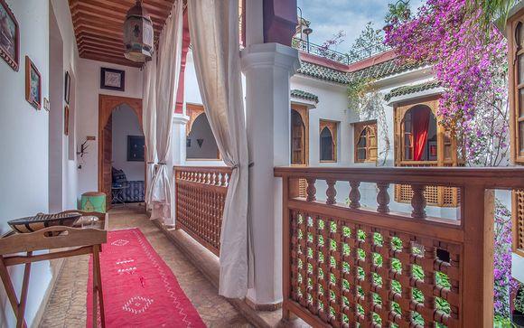 Marruecos Marrakech - Riad Sadaka desde 25,00 €
