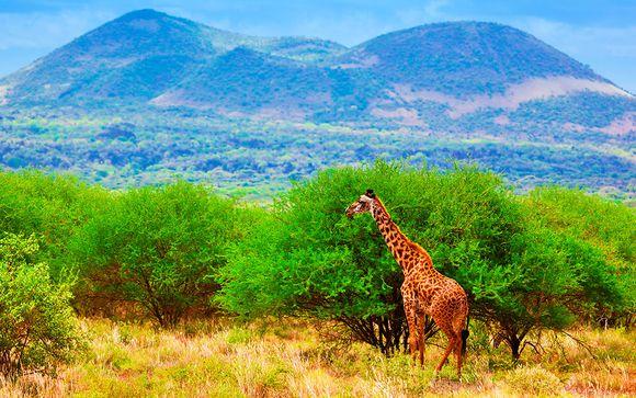 Safari de dos días