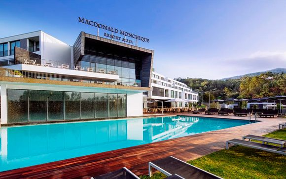 Portugal Monchique - Macdonald Monchique Resort & Spa 5* desde 186,00 €