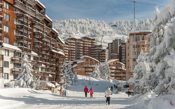 Inolvidables vacaciones en la nieve