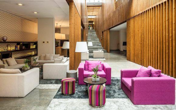 Inspira Santa Marta Hotel & Spa 4*