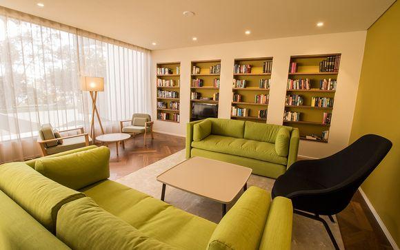Girassol Suite Hotel 4* en Madeira