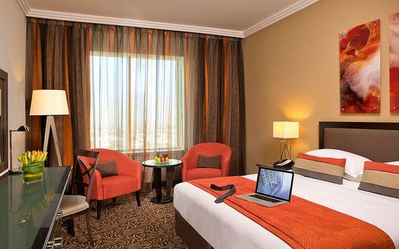 Hotel en Dubái: Hotel Towers Rotana
