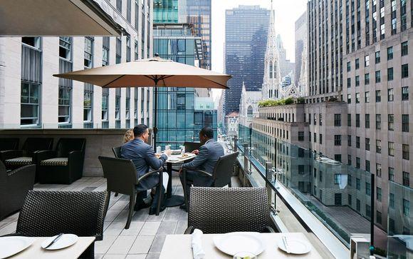 Club Quarters Hotel, Grand Central 4*