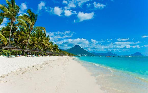Opción 1: Isla Mauricio