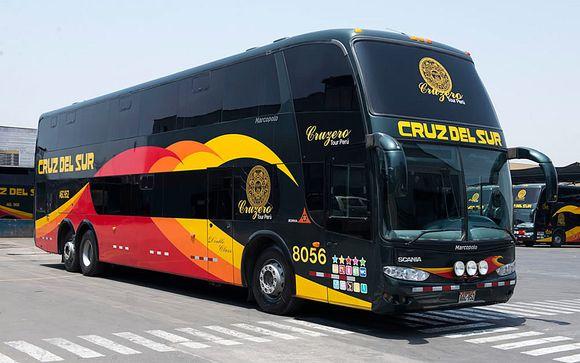 Traslados en autobús
