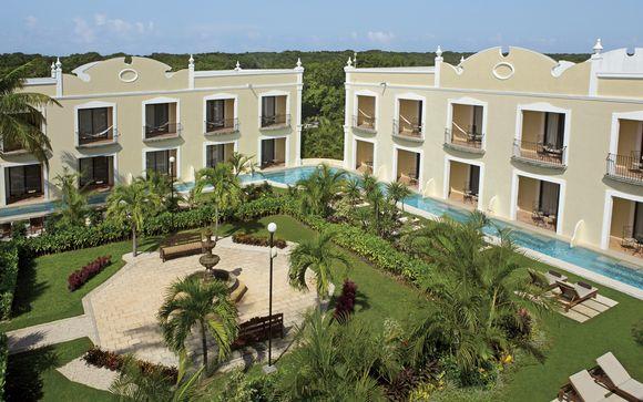 El hotel Dreams Tulum Resort & Spa 5* le abre sus puertas