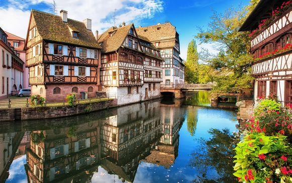 Francia Estrasburgo - Hilton Strasbourg 4* desde 92,00 €