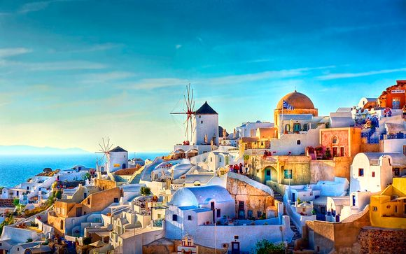 Crucero por la islas griegas con Kusadasi