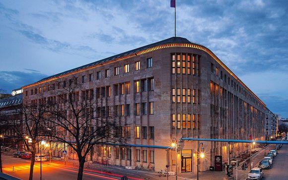 Crowne Plaza Berlin - Potsdamer Platz 4*