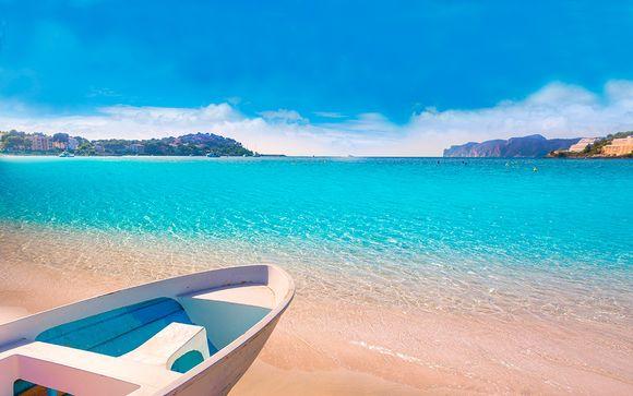 España Santa Ponsa - Hotel TRYP Mallorca Santa Ponsa 4* desde 65,00 €
