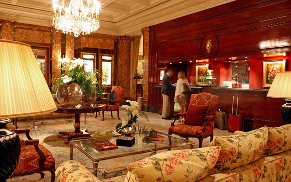 Hotel Westminster by Warwick 4*