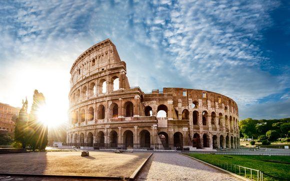 Posible extensión a Roma