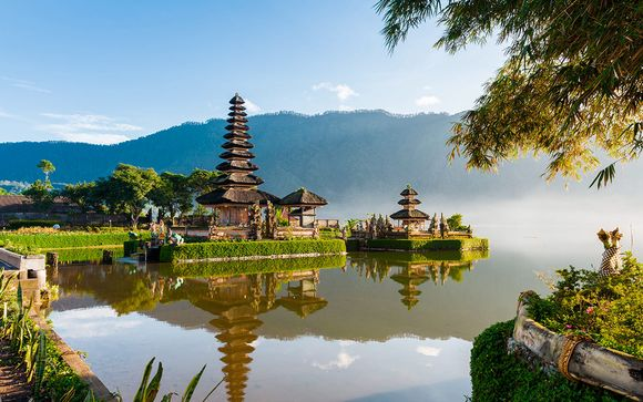 Maravillas de Bali y Lombok