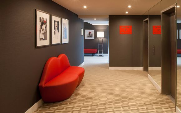 Diseño en la zona residencial de Areeiro