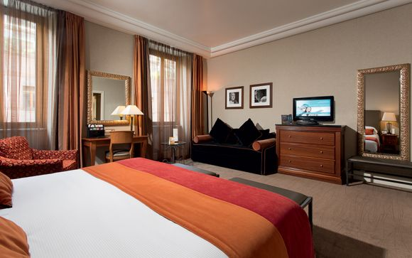 El Hotel Dei Mellini 4*