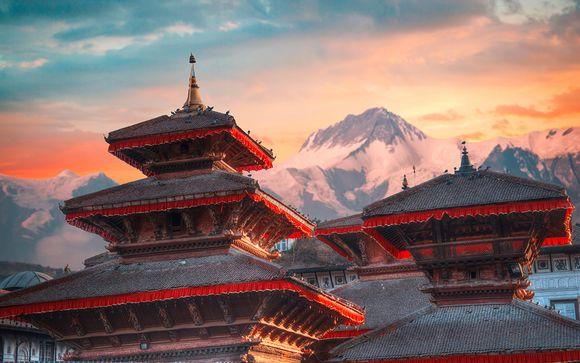 Nepal Kathmandu - Descubre Nepal desde 1.294,00 €