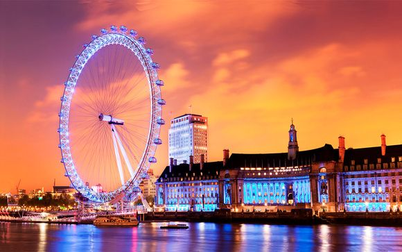 Reino Unido Londres - Every Hotel Piccadilly 4* desde 73,00 €