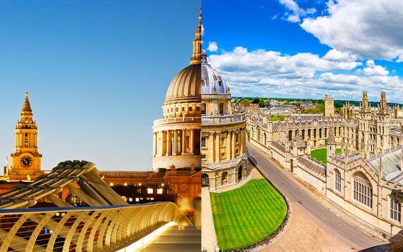 Reino Unido Londres - La Suite West - Hyde Park 4* y De Vere Thames 4* desde 256,00 €