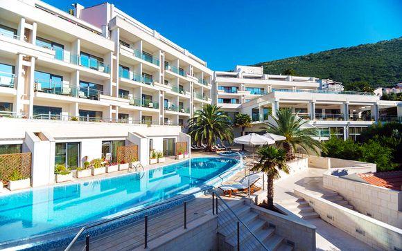 MonteCasa Spa & Wellness Hotel 4*