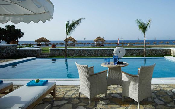 El Hotel Mitsis Blue Domes Exclusive Resort & Spa 5* le abre sus puertas