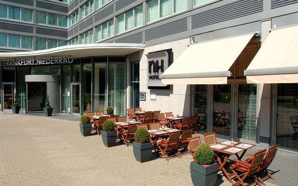 NH Frankfurt Niederrad 4*