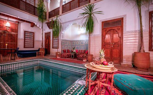 Descubre la vida marroquí en el barrio de la Medina