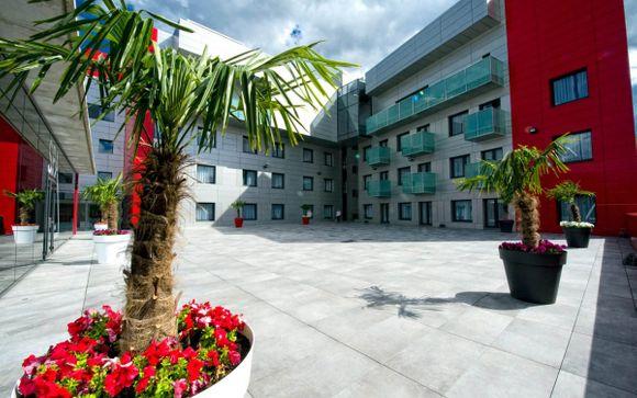 Hotel & Spa Ciudad de Binéfar 4*