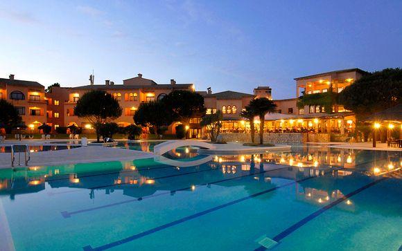 La Costa Golf & Beach Resort 4*