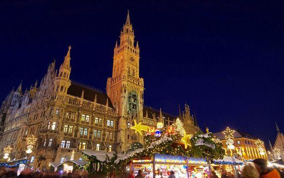 Mercadillo de Navidad de Múnich