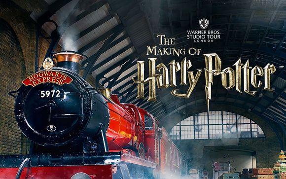DoubleTree by Hilton Hyde Park 4* y Harry Potter Studios