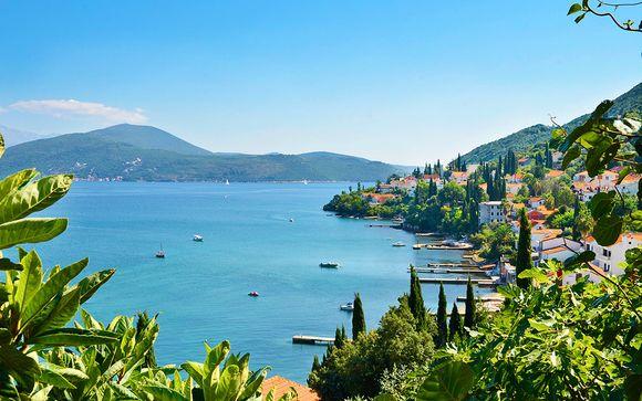 Croacia Dubrovnik - Combinado 4* Hotel Park Bijela y Hotel Osmine desde 583,00 €