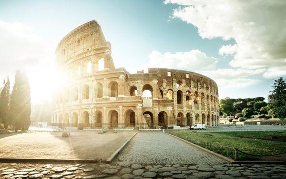 Italia Roma - Oly Hotel 4* desde 65,00 ? con Voyage Prive en Roma Italia