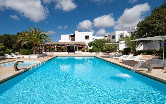 Formentera: Sant Francesc Xavier - Paraíso de los Pinos 4*