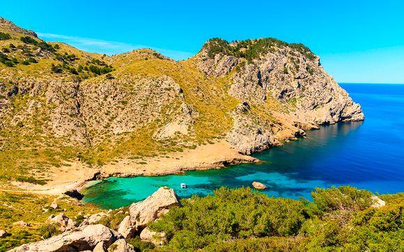 Todo incluido y suite en la playa con Voyage Prive en Mallorca Islas Baleares