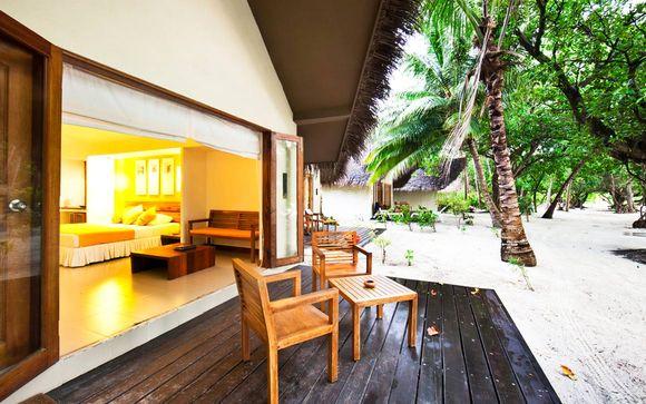 Beach Villa (opción en el siguiente paso)