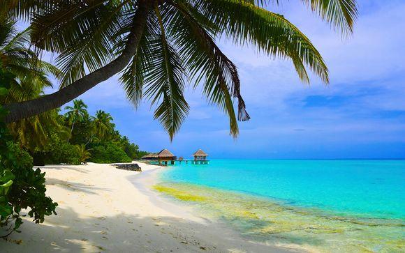Hotel Adaaran Select Hudhuranfushi 4*