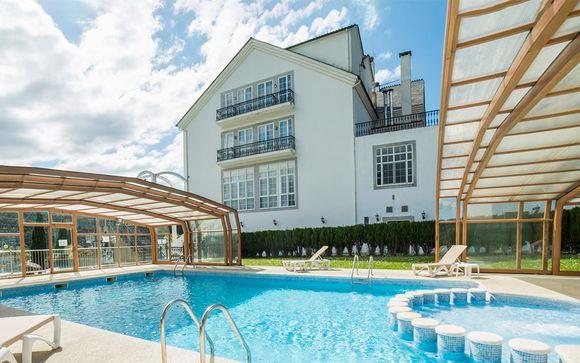 Lugo - Hotel O Val Do Naseiro 4*