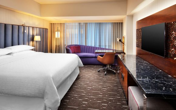 Sheraton Grand Los Angeles 4*