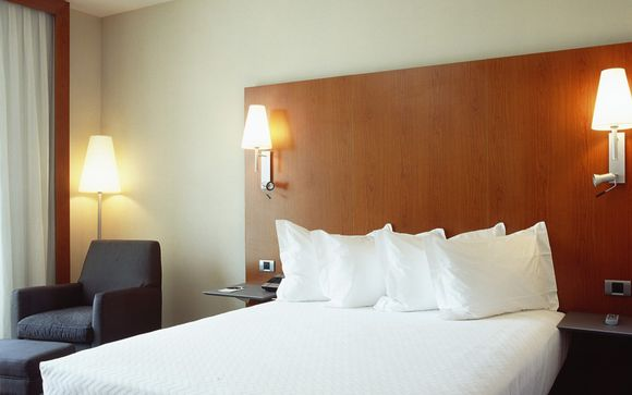 El Hotel Exe Lisboa Parque le abre sus puertas