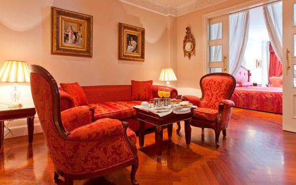El Hotel Alameda Palace le abre sus puertas