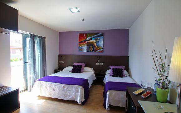 El Hotel Hotel Tossamar 4* le abre sus puertas