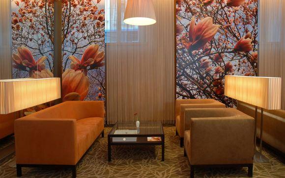 El Hotel Hotel Austria Trend Savoyen 4* le abre sus puertas