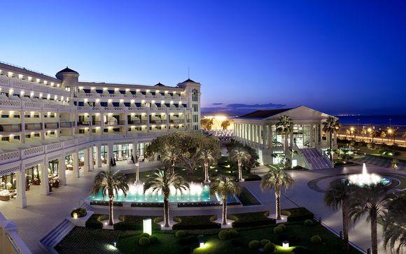 Las Arenas Balneario Resort 5* GL