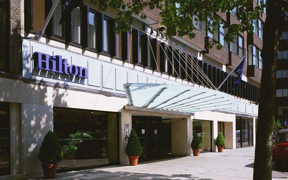 El Hotel Hilton London Olympia le abre sus puertas