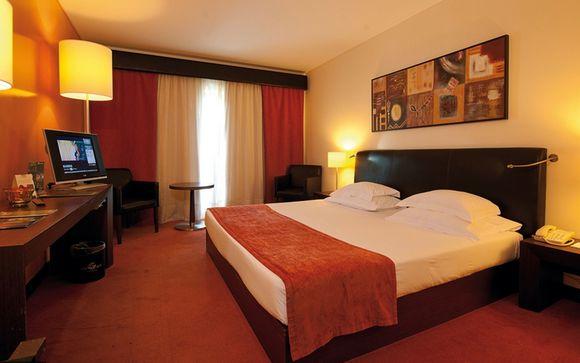 El hotel Vila Gale Santa Cruz 4* le abre sus puertas