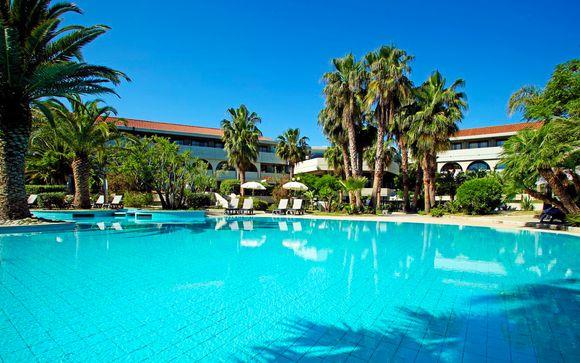 Fiesta Hotel Garden Beach le abre sus puertas