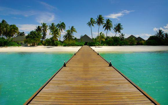 Canareef Resort 4* Addu Maldivas en Voyage Prive por 1199.00 EUR€