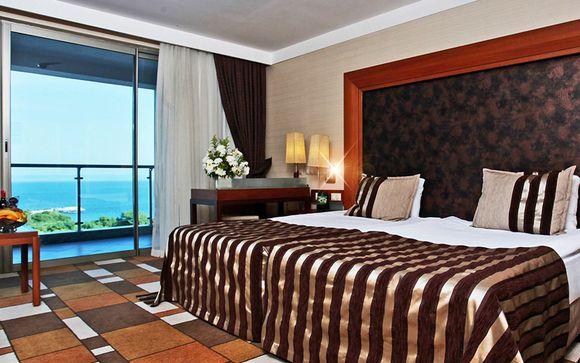 Rixos Sungate Hotel le abre sus puertas