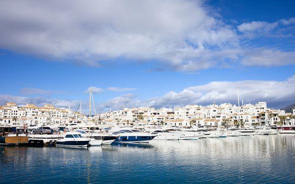 Marbella le espera